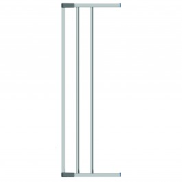 Clippasafe turvavärava lisavarustus 18cm-hõbe