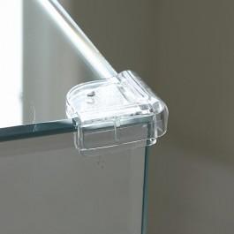 Clippasafe nurgakaitsmed klaasile 4tk