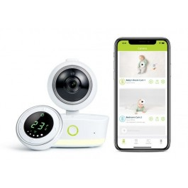 Bebcare iQ Hübriid Wifi Video beebimonitor