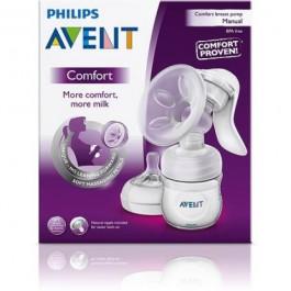 Philips AVENT manuaalne rinnapump, PES toitmispudeliga