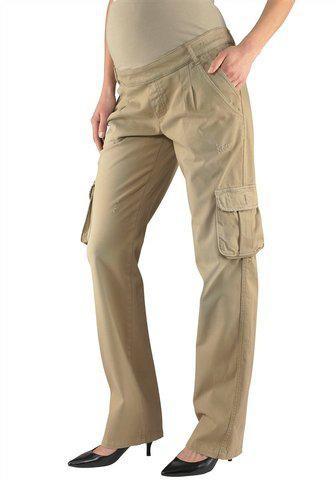 Püksid 137641 (khaki)