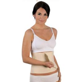 Carriwell - Adjustable Organic Cotton Belly Binder