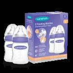 Lansinoh ®komplekt pudelid (160ml) ja toitmislutid S(2tk)
