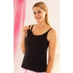 Emma-Jane ® Nursing Top (black,white)