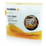 Medela Quick Clean™ steriliseerimiskott mikrolaineahjus kasutamiseks