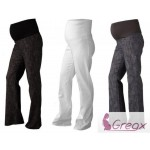 Trousers DENIM (white, black, blue, beige)