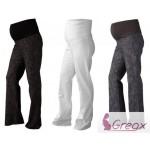 Trousers DENIM (white, black, blue, beige)
