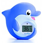 Nuvita digitaalne termomeeter 2in1 (õhk+vesi) Delfiin