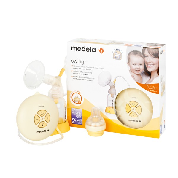 4aa617de02d Medela Swing breastpump - body care products for mums (Secure ...